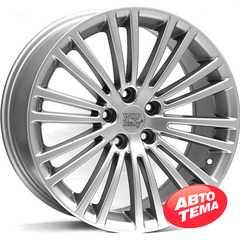 Купить WSP ITALY DRESDEN W450 SILVER R17 W7.5 PCD5x112 ET45 DIA57.1