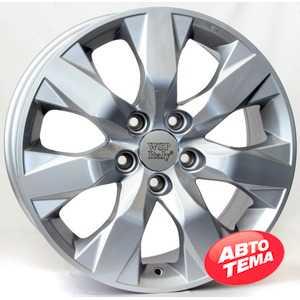 Купить WSP ITALY Hamada/Accord W2407 (SILVER - Серебро) R17 W7.5 PCD5x114.3 ET45 DIA64.1