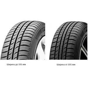 Купить Летняя шина HANKOOK Optimo K715 195/70R14 91T