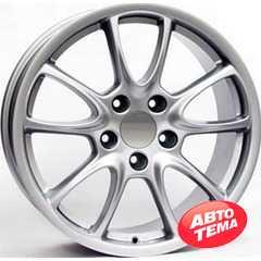 Купить WSP ITALY Corsair W1052 (SILVER - Серебро) R19 W8.5 PCD5x130 ET53 DIA71.6