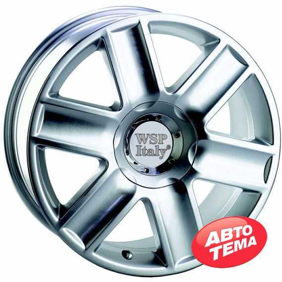 Купить Легковой диск WSP ITALY FLORENCE W533 SILVER R15 W6.5 PCD5x100/112 ET35 DIA57.1