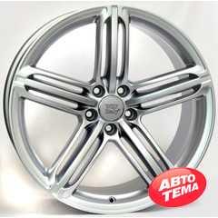 Купить WSP ITALY Pompei W560 (SILVER) R18 W8 PCD5x112 ET32 DIA66.6