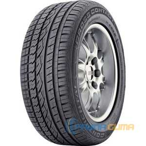 Купить Летняя шина CONTINENTAL ContiCrossContact UHP 255/55R18 109V