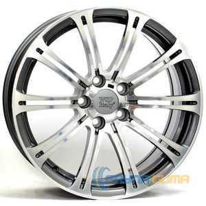 Купить WSP ITALY M3 Luxor W670 (Ant.Pol.) R20 W8.5 PCD5x120 ET34 DIA72.6