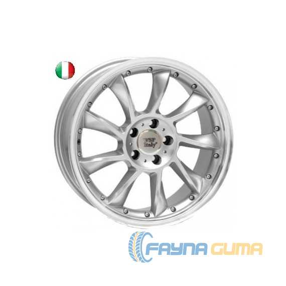 WSP ITALY MADRID ME29 W729 SILVER POLISHED LIP -
