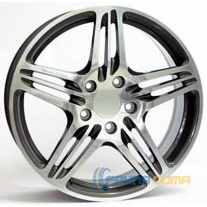 Купить WSP ITALY Philadelphia W1050 ANTH. POL. R20 W11 PCD5x130 ET48 DIA71.6