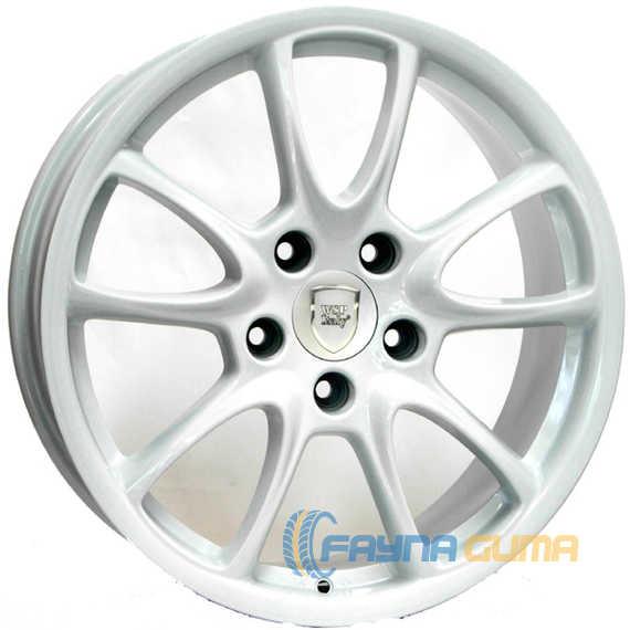 Купить WSP ITALY Corsair W1052 (WHITE - Белый) R19 W12 PCD5x130 ET51 DIA71.6
