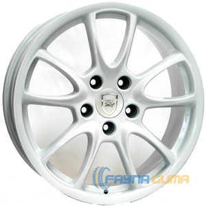 Купить WSP ITALY Corsair W1052 (WHITE - Белый) R19 W8.5 PCD5x130 ET53 DIA71.6