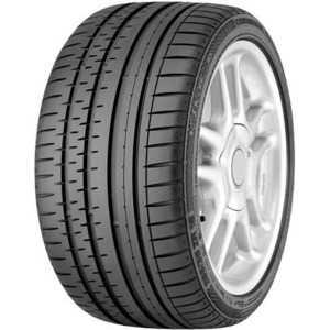 Купить Летняя шина CONTINENTAL ContiSportContact 2 205/55R16 91W