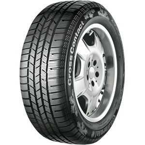 Купить Зимняя шина CONTINENTAL ContiCrossContact Winter 235/55R18 100H