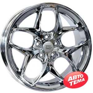 Купить WSP ITALY X5 4.8 Holywood W669 CHROME R19 W10 PCD5x120 ET45 DIA74.1