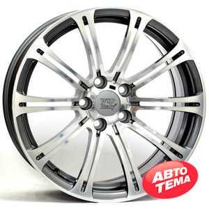 Купить WSP ITALY M3 Luxor W670 (Ant.Pol.) R18 W8.5 PCD5x120 ET52 DIA72.6