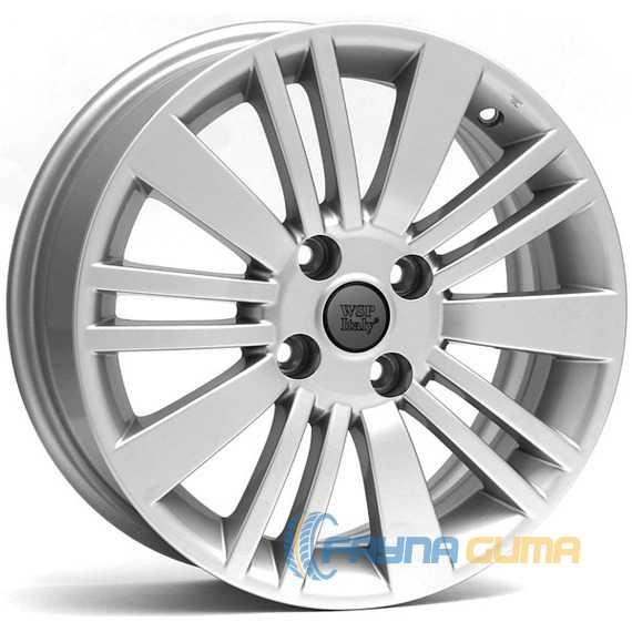 WSP ITALY USTICA W142 SILVER -
