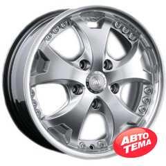 Купить RW (RACING WHEELS) H-353 HPT DP R17 W7 PCD5x112 ET40 DIA73.1