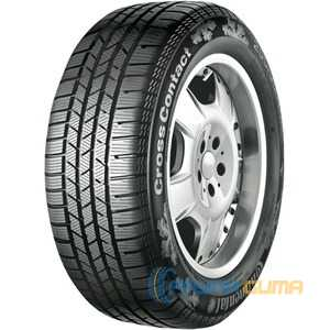 Купить Зимняя шина CONTINENTAL ContiCrossContact Winter 205/70R15 96T