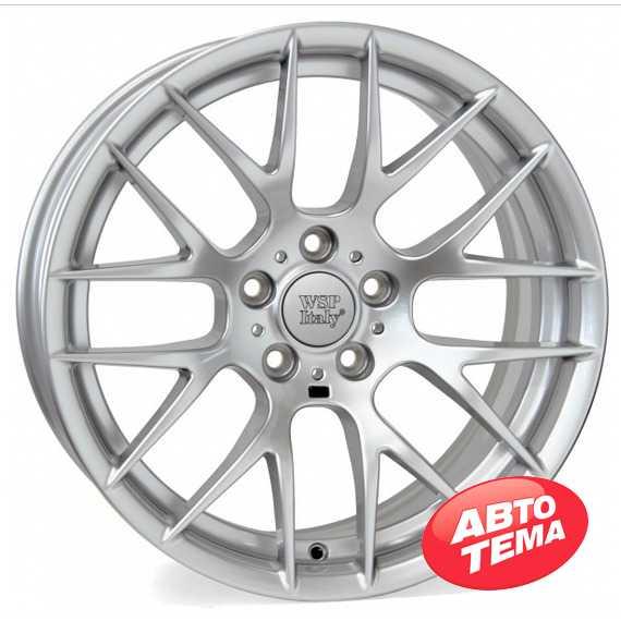 Купить WSP ITALY BASEL M W675 SILVER R19 W9.5 PCD5x120 ET23 DIA72.6