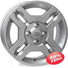 Купить WSP ITALY FIUGGI FI61 W161 SILVER R14 W5.5 PCD4x98 ET35 DIA58.1