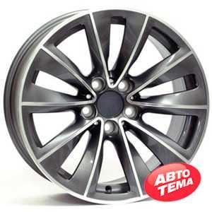 Купить WSP ITALY Ricigliano W668 DARK POLISHED R18 W8 PCD5x120 ET20 DIA72.6