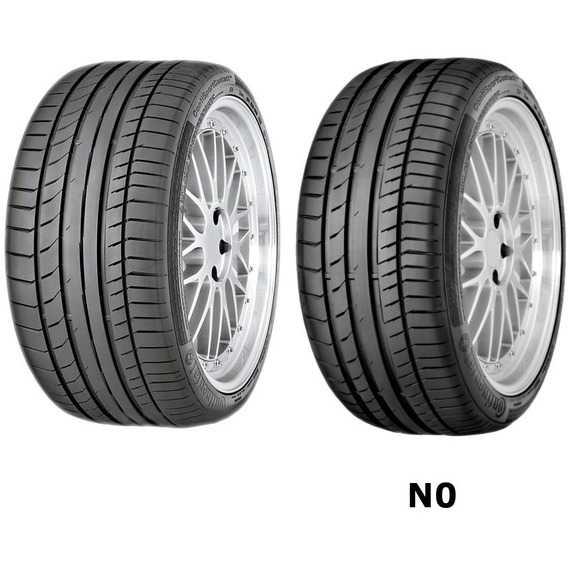 Купить Летняя шина CONTINENTAL ContiSportContact 5 245/45R17 95Y