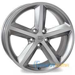 Купить WSP ITALY GEA W566 HYPER SILVER R17 W8 PCD5x112 ET26 DIA66.6