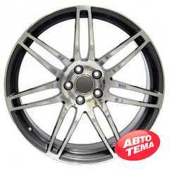 Купить WSP ITALY S8 Cosma W554 (Antracite Polished) R17 W7.5 PCD5x112 ET45 DIA57.1