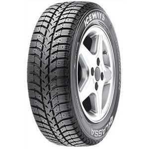 Купить Зимняя шина LASSA ICEWAYS 195/55R15 85T (Под шип)