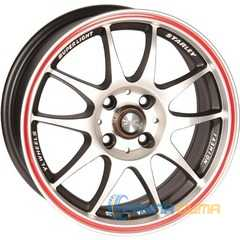 Купить ZW 346 RLBPXM R13 W5.5 PCD4x98 ET20 DIA58.6