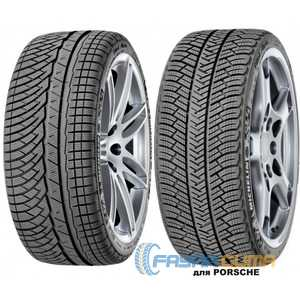Купить Зимняя шина MICHELIN Pilot Alpin PA4 245/40R18 97V