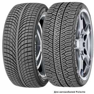 Купить Зимняя шина MICHELIN Latitude Alpin 2 (LA2) 275/45R21 110V