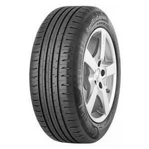 Купить Летняя шина CONTINENTAL ContiEcoContact 5 205/55R16 91H