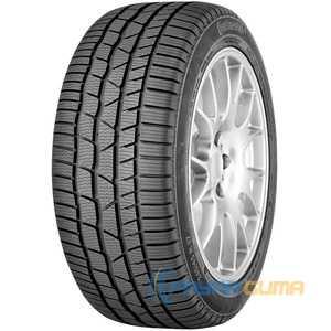 Купить Зимняя шина CONTINENTAL ContiWinterContact TS 830P 245/50R18 104V