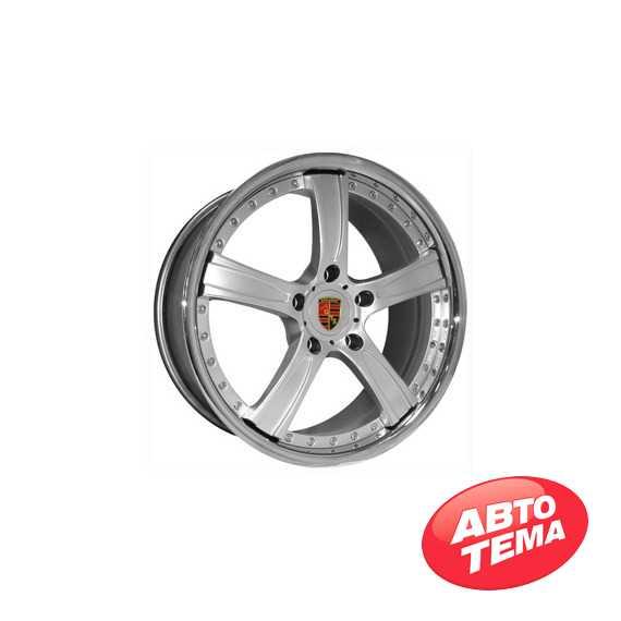 Купить KYOWA RACING KR 661 CHP1 R19 W8.5 PCD5x112 ET38 DIA73.1