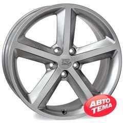 Купить WSP ITALY GEA AU66 W566 HYPER SILVER R17 W8 PCD5x112 ET39 DIA66.6