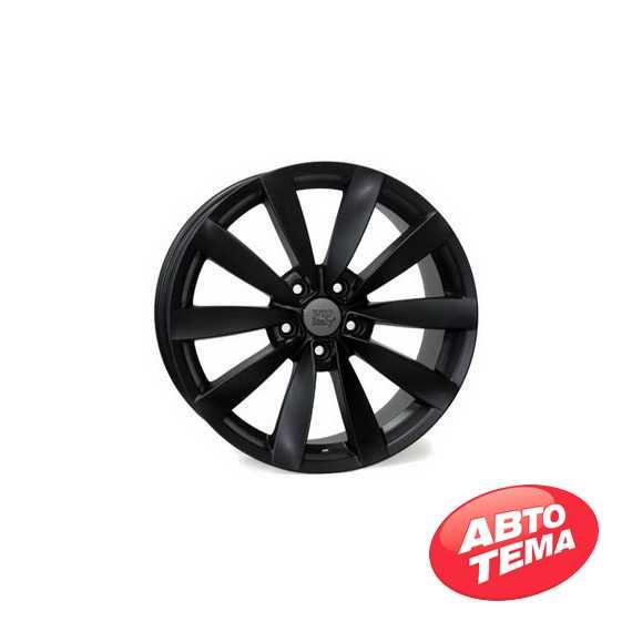 Купить WSP ITALY ROSTOCK VO57 W457 DULL BLACK R18 W8 PCD5x112 ET41 DIA57.1