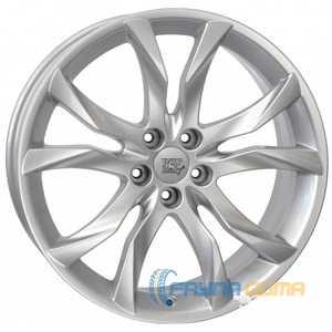 Купить WSP ITALY LE MANS W853 HYPER SILVER R19 W8.5 PCD5x108 ET27 DIA65.1