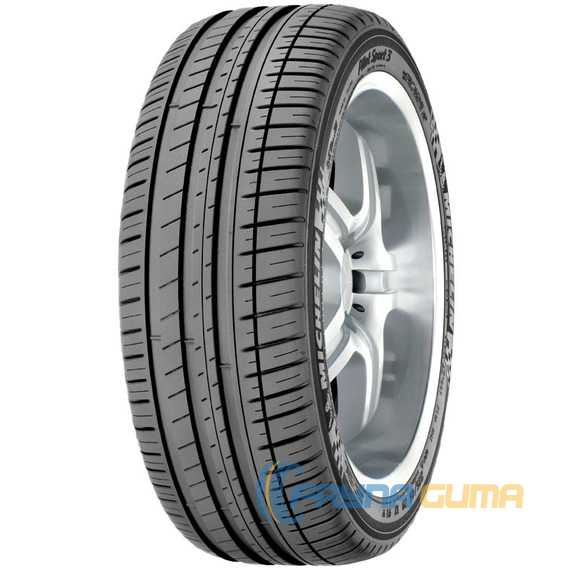 Летняя шина MICHELIN Pilot Sport PS3 -