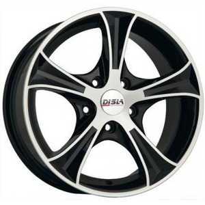 Купить DISLA Luxury 406 BD R14 W6 PCD4x98 ET37 DIA67.1