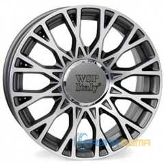 WSP ITALY Grace W162 Anthracite Polished -