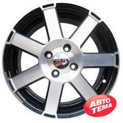 Купить DISLA HORNET 601 BD R16 W7 PCD5x120 ET38 DIA65.1
