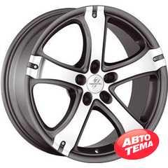 Купить FONDMETAL 7500 Titanium Polished R16 W7 PCD5x114.3 ET35 DIA67.1
