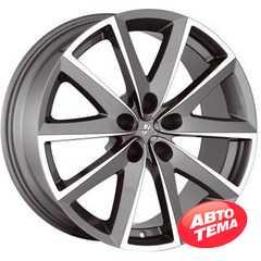 Купить FONDMETAL 7600 Titanium Polished R16 W7 PCD5x114.3 ET35 DIA67.1