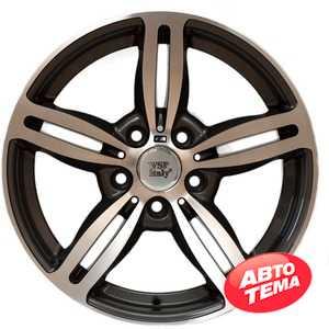Купить WSP Italy Agropoli BM52 W652 Anthracie Polished R19 W9.5 PCD5x120 ET19 DIA74.1