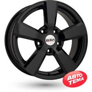 Купить DISLA Formula 503 Black R15 W6.5 PCD4x108 ET35 DIA67.1