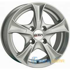 Купить DISLA Luxury 406 S R14 W6 PCD4x108 ET37 DIA67.1