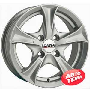 Купить DISLA LUXURY 506 S R15 W6.5 PCD4x108 ET35 DIA67.1