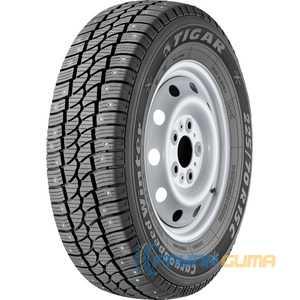 Купить Зимняя шина TIGAR CargoSpeed Winter 195/70R15C 104/102R (Шип)