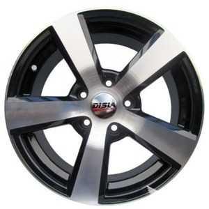 Купить DISLA Formula 503 BD R15 W6.5 PCD4x114.3 ET35 DIA73.1