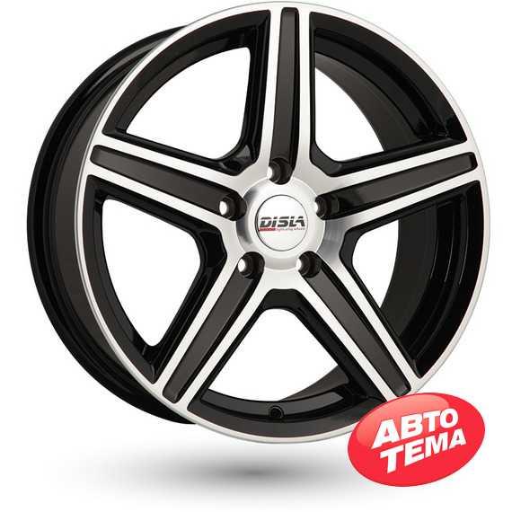 Купить DISLA Scorpio 804 BD R18 W8 PCD5x120 ET45 DIA72.6