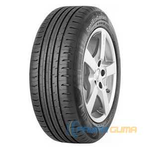 Купить Летняя шина CONTINENTAL ContiEcoContact 5 205/60R16 92H