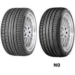 Купить Летняя шина CONTINENTAL ContiSportContact 5 255/55R18 105W